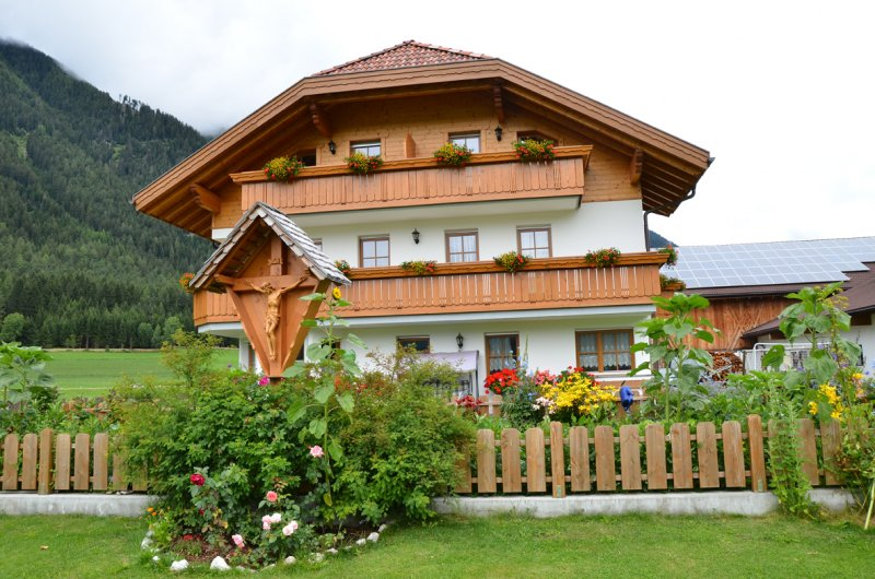 Branterhof Ferienwohnung Südtirol Agriturismo Alto Adige - Fotogalerie Branterhof - Oberrasen